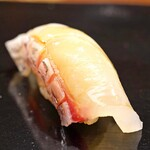 日本橋蛎殻町 すぎた - 淡路産の鯛