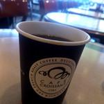 カフェ クロワッサン - コーヒー150円はリーズナブル