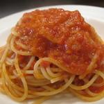 15972655 - 美味しい トマトソースのパスタ