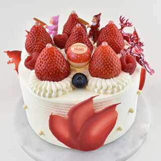 《X'mas》10/15(金)よりクリスマスケーキ予約開始