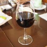 裏剣 - グラス赤ワイン