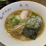 159730248 - 醤油ラーメン 固麺