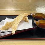 さかな大食堂渚 - ・あなご天ぷら(単品) 800円/税込