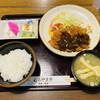 レストラン むらやま亭 - 料理写真:「ローズポーク デミかつ定食」1,188円税込み♪