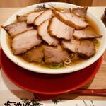 159738917 - ● 肉そば 普通盛り ¥1,270-( 税込 )