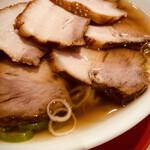 159738918 - ● 肉そば 普通盛り ¥1,270-( 税込 )
