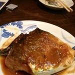 三祐酒場 - 鯖味噌煮