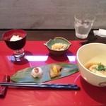 ミモザの花 - 前菜