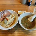 麺尊レイジ レネゲイズ - 料理写真:つけそば(濃厚煮干し)