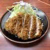 とんかつ 茅 - 料理写真:ロースカツ