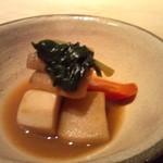 15975336 - 野菜の炊き合わせ