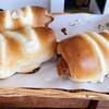 テクノパン - 料理写真:みそカツパン