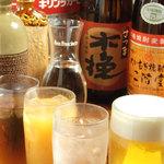 串焼き・魚 新宿宮川 - 飲み放題+アラカルト 1450円/2H 詳細はクーポンをご確認下さい♪