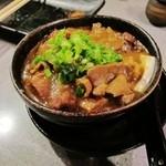15978330 - 元祖モツ煮カレー