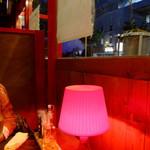 スペインバルテラマチ - moodyなランプ