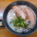 げんた - 塩とんこつ(680円)