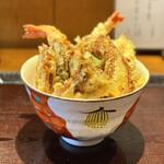 魚弥長久  - ・魚弥の天丼 1,320円/税込