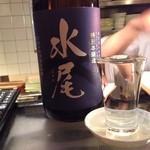 ほろ屋 - 信州の地酒(水尾(飯山))