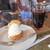 菓子工房 ココイズミヤ - その他写真:シュークリーム & アイスコーヒー