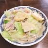 一楽食堂 - 料理写真:あごちゃんぽん