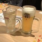 居酒屋 朝次郎 - 久々の「外で昼飲み」でした!