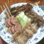 網元 - 串焼き