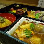 手料理 右近 - ☆松花堂弁当はいろんな種類が豊富で~す♪☆