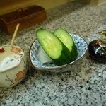 手料理 右近 - ☆香の物(^v^)☆