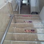 15980778 - まっすぐで長い階段