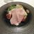 パリの朝市 - 料理写真:「自家製イベリコ豚ロースハムと黒イチジク」