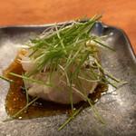 Sushiasaumi - 寿司あさ海(ふぐの肝和え)