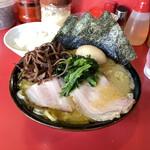 どんとこい家 - 料理写真:昼飯セット 900円
