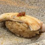 寿司 あさ海 - 寿司あさ海(太刀魚)