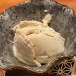 寿司 あさ海 - 寿司あさ海(アールグレイのアイス)