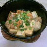 赤とんぼ - ホルモン豆腐