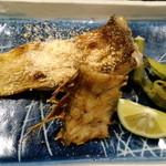 花狩人 かとう - 甘鯛の塩焼き、黒豆の枝豆