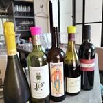 カフェ&ワイン ネーラ - wine