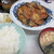 美華 - 料理写真:麻婆茄子定食 御飯少なめ