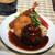 グリル ロン - 料理写真:ハンバーグCセット