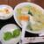 梅蘭 - 料理写真:定番から「海鮮そばセット(980円)」