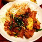 韓国家庭料理 舎廊房