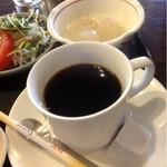 麺茶屋 - コーヒーとわらび餅