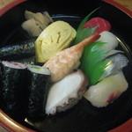 かのえずし - 寿司定食(にぎり)