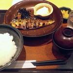 大戸屋 - 焼きサバ定食はワタクシメの定番なんです