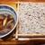 江戸堀 武蔵野 - 料理写真:河内の鴨汁つけそば