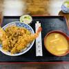 ほたて - 料理写真:「天丼(上)」1,230円税込み♪