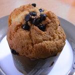 ナッティ エクスプレス - 料理写真:チョコチップマフィン