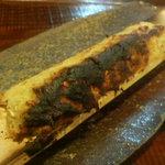 手打ち蕎麦 繁 - 焼き味噌
