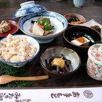 山菜料理 みたき園 - 山菜料理のコース