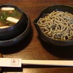 小六庵 - 「鴨つけ蕎麦」1200円